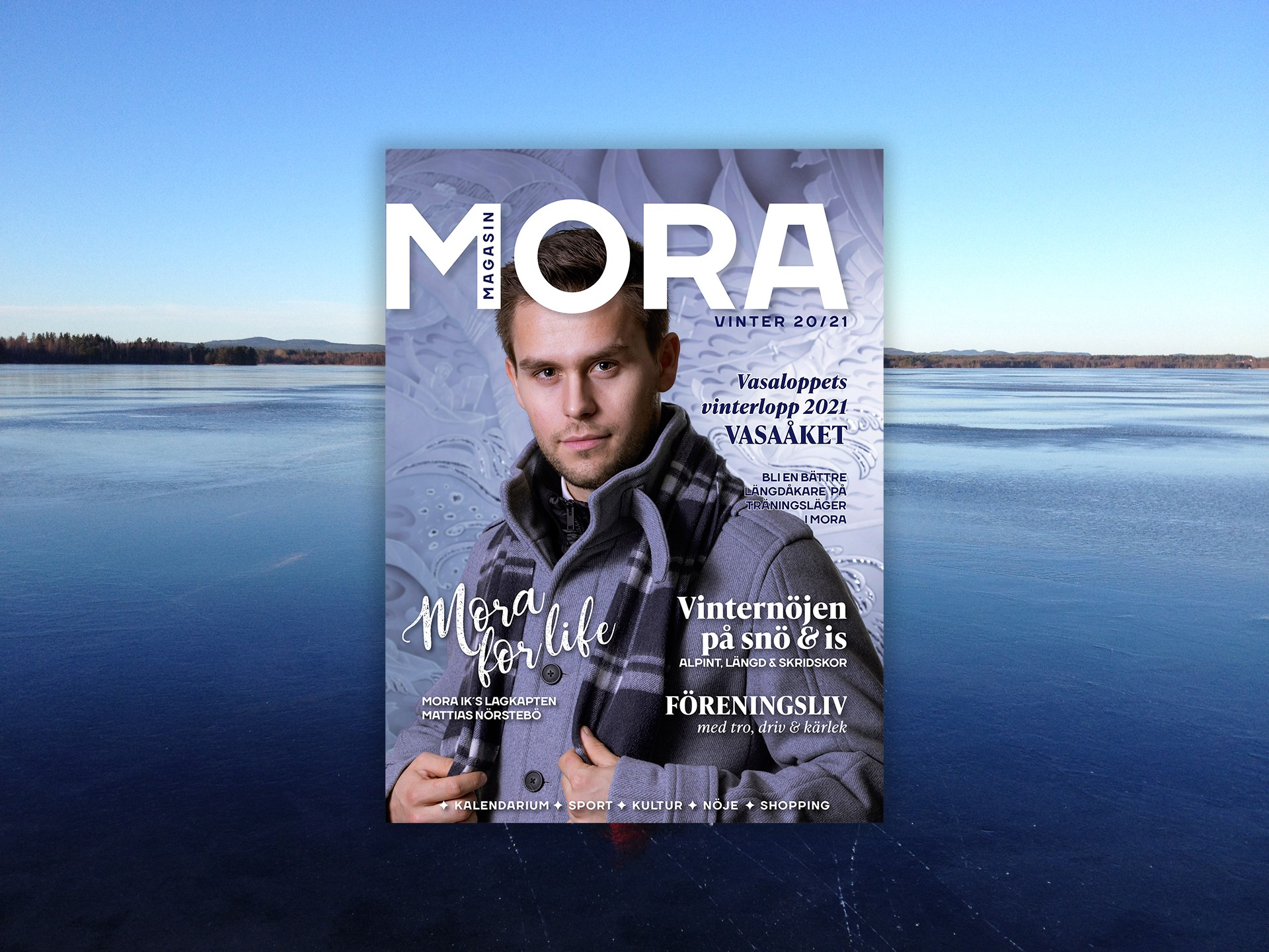 Magasin Mora Vinter